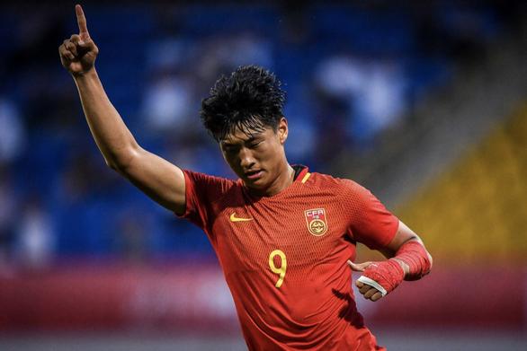 Chê U22 Trung Quốc sau trận thua U22 Việt Nam, sao trẻ Trung Quốc bị phạt nặng - Ảnh 1.