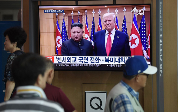 Triều Tiên tán thưởng việc ông Trump sa thải cố vấn an ninh quốc gia John Bolton - Ảnh 1.