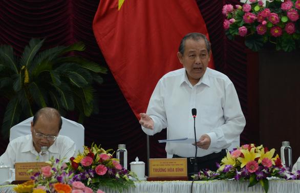 Bình Thuận: Quy hoạch titan kìm hãm kinh tế - xã hội địa phương - Ảnh 2.