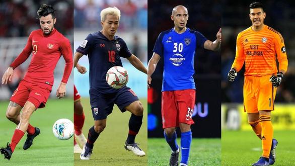 10 cầu thủ đắt nhất Đông Nam Á: Thái Lan áp đảo, không có Việt Nam - Ảnh 1.