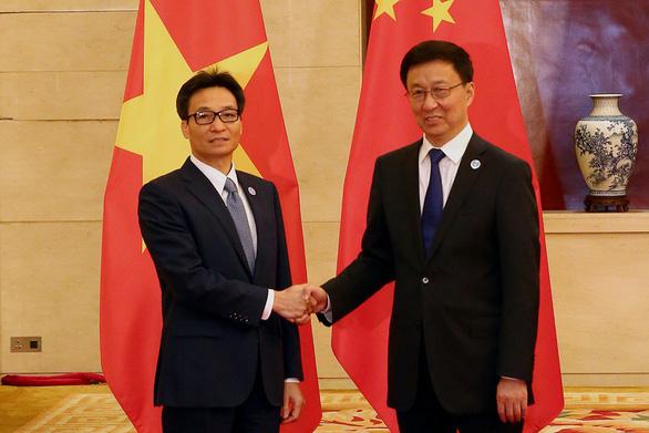 Phó Thủ tướng Vũ Đức Đam đề nghị Trung Quốc không làm phức tạp tình hình Biển Đông - Ảnh 1.