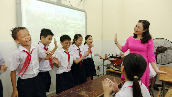 Được truyền cảm hứng như HLV Park Hang Seo, học trò sẽ hạnh phúc - Ảnh 1.