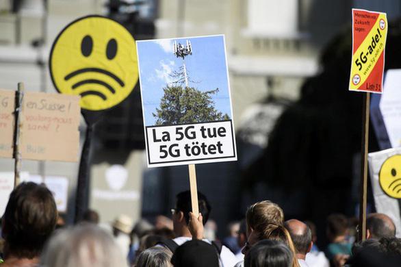 Đức, Thụy Sĩ chống 5G vì lo cho sức khỏe - Ảnh 4.