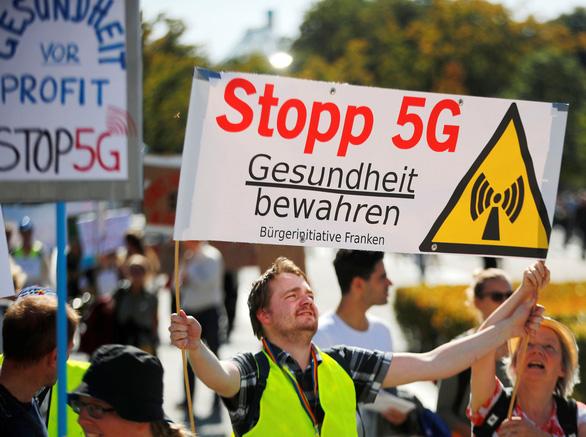Đức, Thụy Sĩ chống 5G vì lo cho sức khỏe - Ảnh 2.