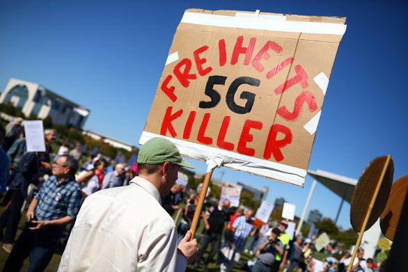 Đức, Thụy Sĩ chống 5G vì lo cho sức khỏe - Ảnh 3.