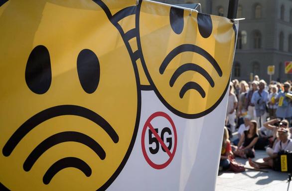 Đức, Thụy Sĩ chống 5G vì lo cho sức khỏe - Ảnh 1.