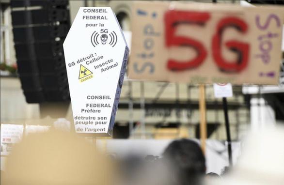 Đức, Thụy Sĩ chống 5G vì lo cho sức khỏe - Ảnh 5.