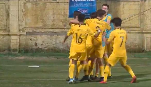Thua U16 Úc phút cuối, U16 Việt Nam hồi hộp chờ lấy vé vớt - Ảnh 1.
