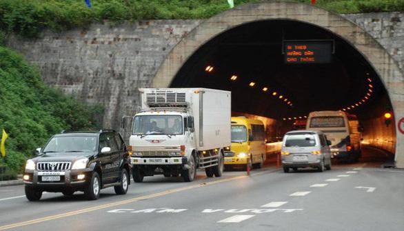 Hầm Hải Vân sẽ thu phí luôn cho hầm Phước Tượng - Phú Gia - Ảnh 1.