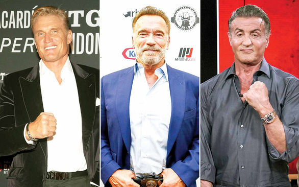 Những già gân Hollywood sẽ còn đánh đấm bao lâu? - Ảnh 1.
