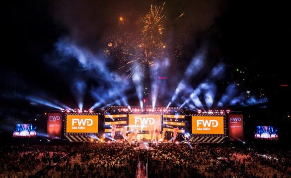 Ý nghĩa bất ngờ đằng sau lễ hội âm nhạc FWD siêuhoành tráng của năm - Ảnh 1.