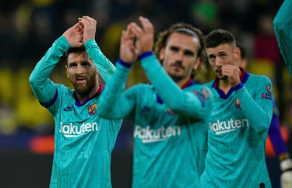 Barca & Real Madrid đang thoái trào? - Ảnh 1.