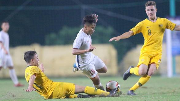U16 Việt Nam không được vé vớt, lỡ hẹn chung kết U16 châu Á 2020 - Ảnh 1.