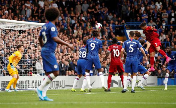 Bị VAR hủy bàn thắng, Chelsea gục ngã trước Liverpool - Ảnh 3.