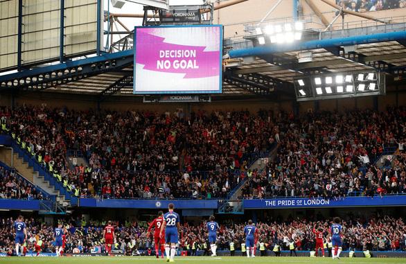 Bị VAR hủy bàn thắng, Chelsea gục ngã trước Liverpool - Ảnh 2.