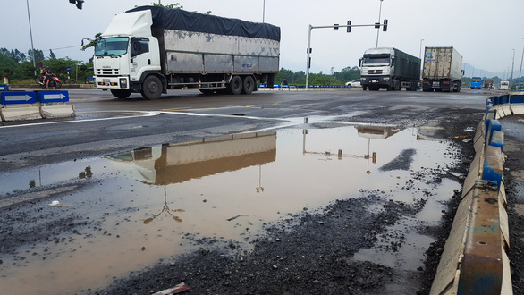 Sửa triệt để hư hỏng trên cao tốc Đà Nẵng - Quảng Ngãi: phải lập dự án mới? - Ảnh 2.