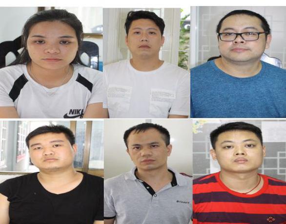 Bắt 5 người Trung Quốc dụ dỗ trẻ vị thành niên quay clip sex - Ảnh 1.