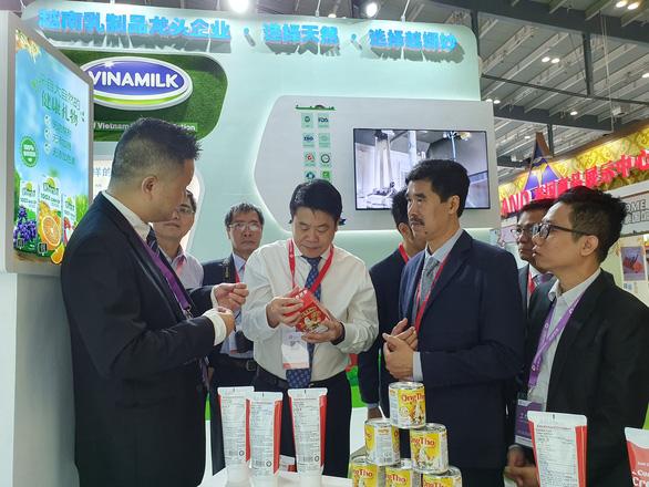 Mở rộng kênh phân phối, Vinamilk lấn sâu vào thị trường Trung Quốc - Ảnh 1.