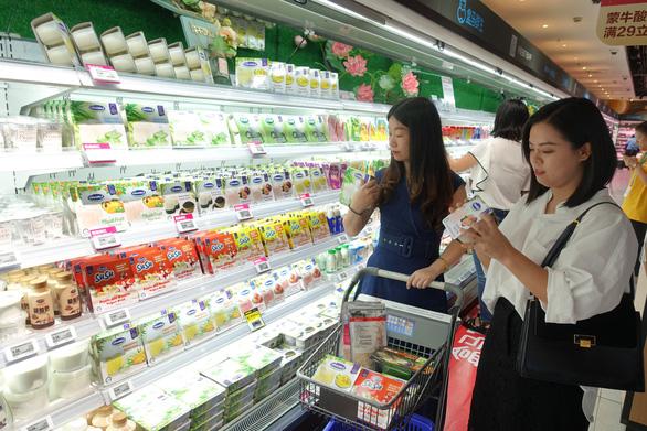 Mở rộng kênh phân phối, Vinamilk lấn sâu vào thị trường Trung Quốc - Ảnh 2.
