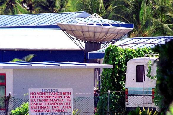 Đánh bật Đài Loan khỏi Kiribati, Trung Quốc lộ tham vọng vũ trụ? - Ảnh 1.