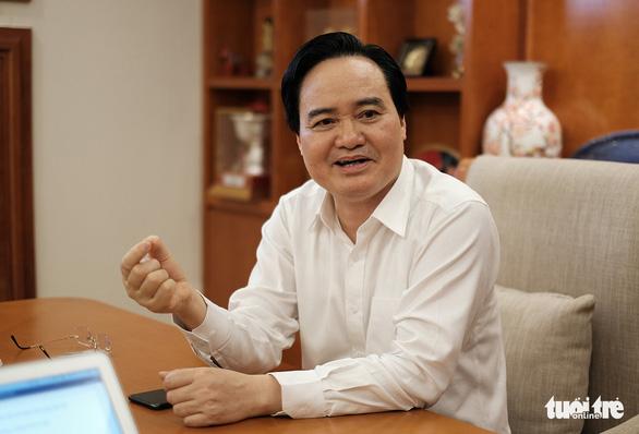 Bộ trưởng Phùng Xuân Nhạ trực tiếp phụ trách giáo dục mầm non - Ảnh 1.