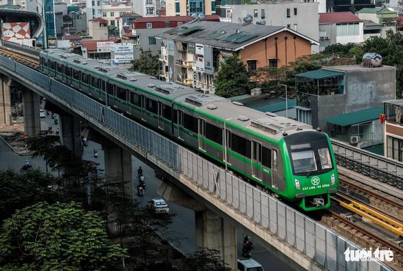 Hà Nội báo cáo Ban Bí thư về vướng mắc dự án đường sắt Cát Linh - Hà Đông - Ảnh 1.
