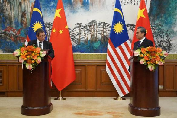 Malaysia hứa không liên kết với nước lớn trong chuyện Biển Đông - Ảnh 1.