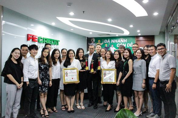 FE CREDIT được 3 giải thưởng tại lễ trao giải CMO ASIA 2019 - Ảnh 1.