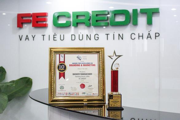 FE CREDIT được 3 giải thưởng tại lễ trao giải CMO ASIA 2019 - Ảnh 2.