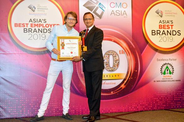 FE CREDIT được 3 giải thưởng tại lễ trao giải CMO ASIA 2019 - Ảnh 3.