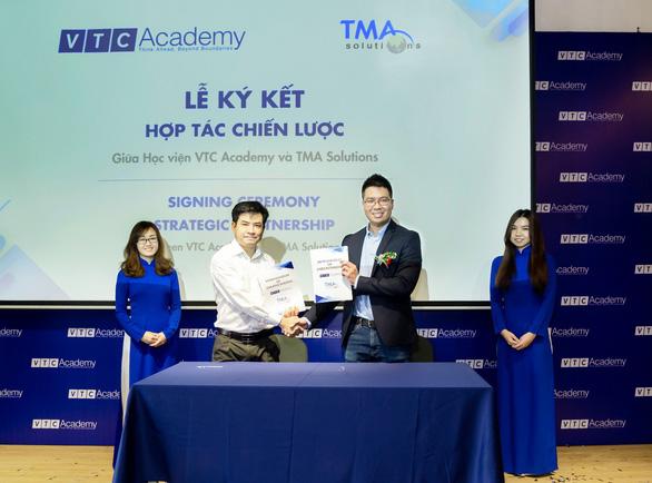VTC Academy tiên phong về chất lượng đào tạo và cam kết việc làm - Ảnh 4.