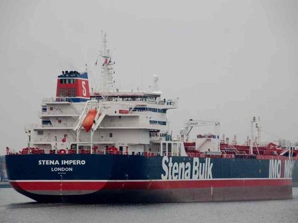 Iran có thể sớm thả tàu chở dầu mang cờ Anh Stena Impero - Ảnh 1.