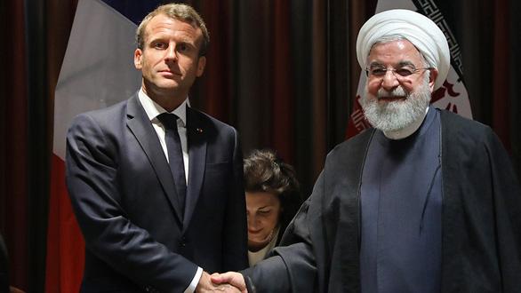 Tâm điểm Iran ở Liên Hiệp Quốc - Ảnh 1.