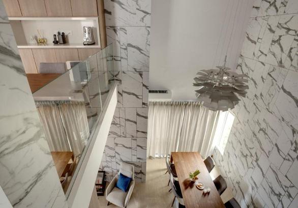 Những căn penthouse xa hoa của giới nhà giàu Singapore - Ảnh 1.