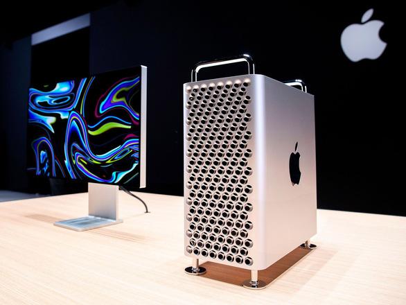 Được ông Trump bảo kê, Mac Pro sẽ ở lại Mỹ không đến Trung Quốc - Ảnh 1.