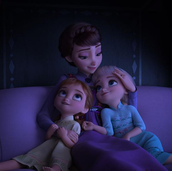 Frozen 2 tung trailer hé lộ thời thơ ấu của nữ hoàng băng giá Elsa - Ảnh 2.