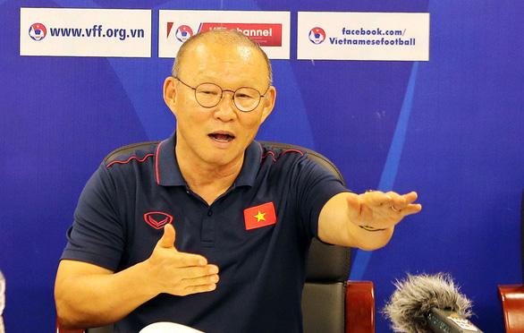 Đội tuyển Việt Nam lo lộ bài - Ảnh 3.
