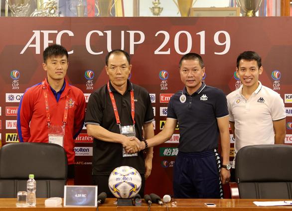 CLB Hà Nội đặt mục tiêu vào chung kết toàn khu vực AFC Cup 2019 - Ảnh 1.