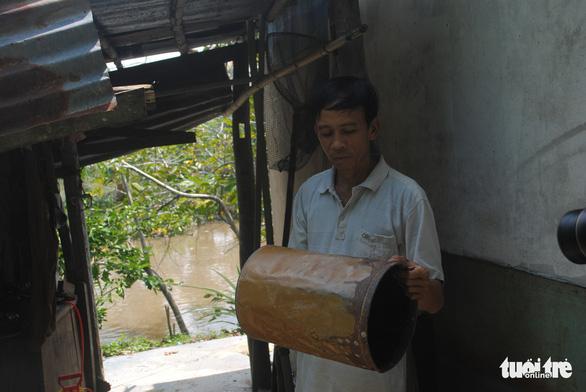 Quê nhà Lai Vung tiếc thương đại tá phi công Nguyễn Văn Bảy - Ảnh 8.