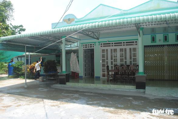 Quê nhà Lai Vung tiếc thương đại tá phi công Nguyễn Văn Bảy - Ảnh 2.