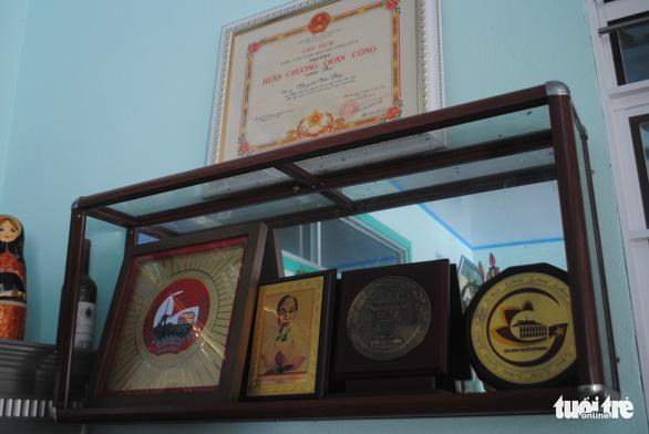 Quê nhà Lai Vung tiếc thương đại tá phi công Nguyễn Văn Bảy - Ảnh 4.