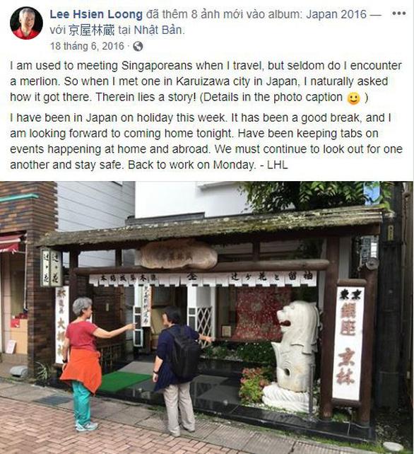 7 tượng sư tử biển Merlion ở Singapore có gì đặc biệt? - Ảnh 8.