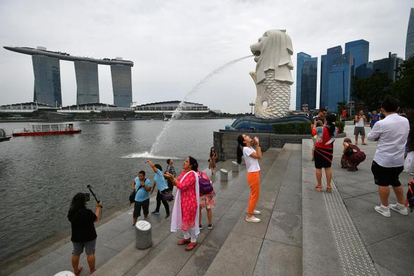 7 tượng sư tử biển Merlion ở Singapore có gì đặc biệt? - Ảnh 3.