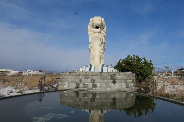 7 tượng sư tử biển Merlion ở Singapore có gì đặc biệt? - Ảnh 7.