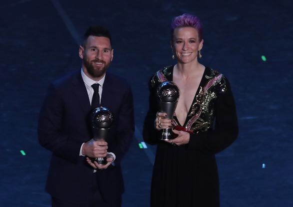 Không phải Van Dijk, Messi mới là người thắng giải FIFA The Best - Ảnh 2.