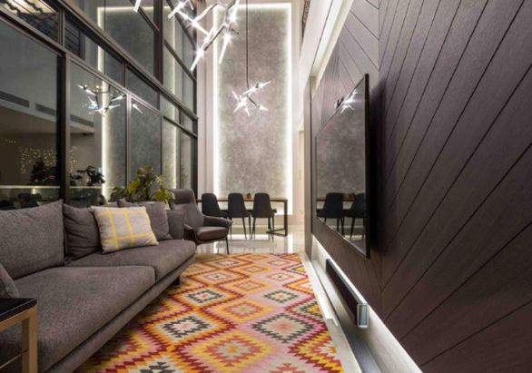 Những căn penthouse xa hoa của giới nhà giàu Singapore - Ảnh 2.