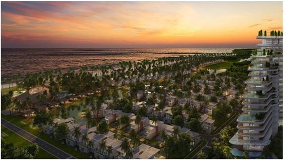 Lagoona Bình Châu: Thiên đường nghỉ dưỡng hoà quyện với thiên nhiên - Ảnh 1.