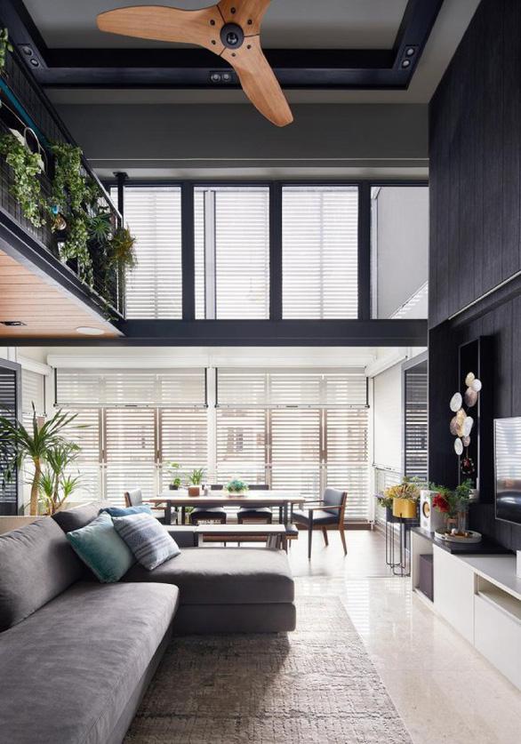 Những căn penthouse xa hoa của giới nhà giàu Singapore - Ảnh 6.