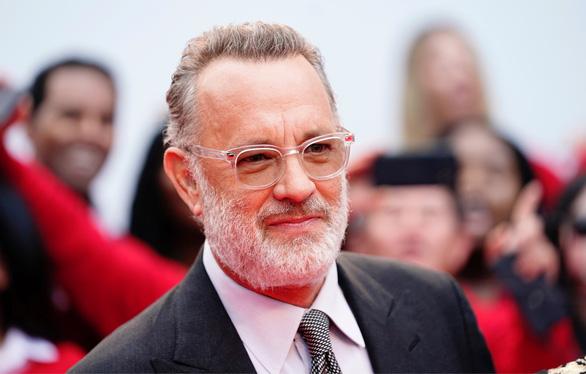 Tài tử Tom Hanks được vinh danh thành tựu trọn đời tại Quả cầu vàng - Ảnh 1.