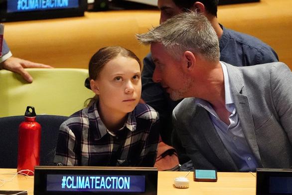 Người hùng thiếu niên Greta Thunberg có đang bị 'chính trị hoá'? - Ảnh 3.